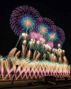 栃木の花火大会1