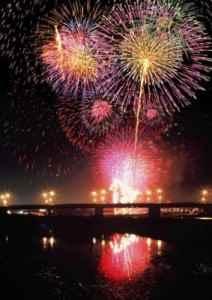 栃木の花火大会3
