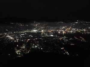 稲佐山(写真)