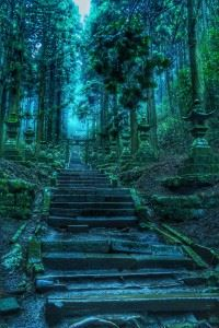 上色見熊座神社②