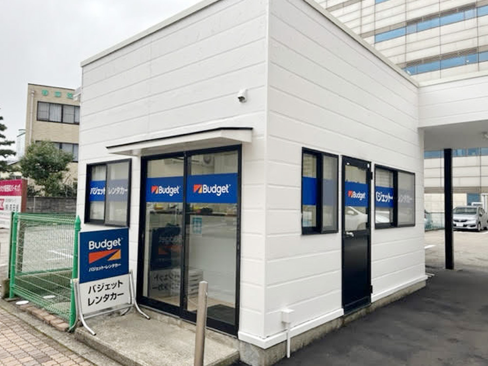 Budget Rent a Car Kanazawa Station West Exit